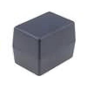 Krabička univerzální X:47mm Y:66mm Z:52mm polystyrén černá