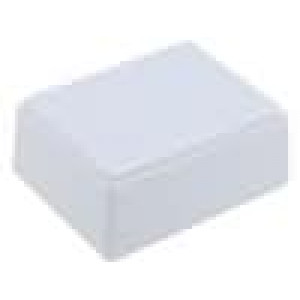 Krabička univerzální X:49mm Y:66mm Z:28mm polystyrén šedá