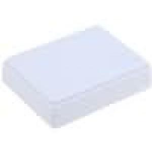Krabička univerzální X:49mm Y:64mm Z:18mm polystyrén šedá