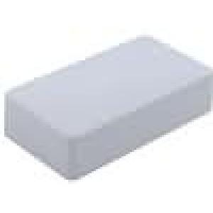Krabička univerzální X:59,5mm Y:109mm Z:28mm polystyrén šedá