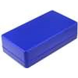 Krabička univerzální X:84,5mm Y:154mm Z:42,5mm ABS modrá