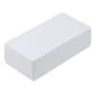 Krabička univerzální X:55mm Y:106mm Z:31,7mm polystyrén šedá