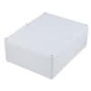 Krabička univerzální X:175mm Y:225mm Z:80mm polystyrén šedá IP55