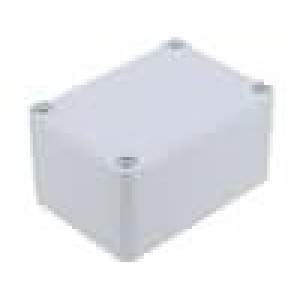 Krabička univerzální X:50mm Y:70mm Z:36mm polystyrén šedá IP55