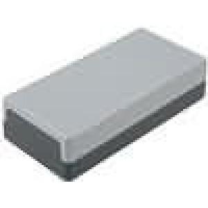 Krabička univerzální X:50mm Y:100mm Z:25mm polystyrén černá IP40