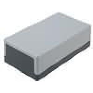 Krabička univerzální X:65mm Y:120mm Z:40mm polystyrén černá IP40