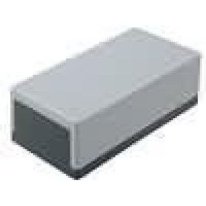 Krabička univerzální X:80mm Y:150mm Z:55mm polystyrén černá IP40