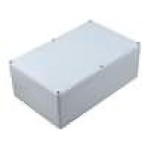 Krabička univerzální EUROMAS II X:160mm Y:250mm Z:92mm šedá IP65