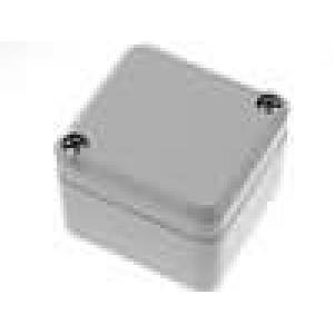 Krabička univerzální EUROMAS II X:50mm Y:52mm Z:37mm ABS šedá