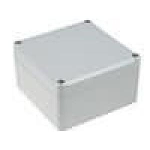 Krabička univerzální EUROMAS II X:100mm Y:100mm Z:57mm ABS šedá