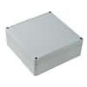 Krabička univerzální EUROMAS II X:57mm Y:150mm Z:15mm ABS šedá