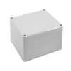 Krabička univerzální EUROMAS II X:120mm Y:122mm Z:87mm ABS šedá