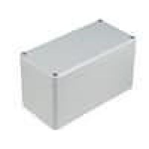 Krabička univerzální EUROMAS II X:80mm Y:160mm Z:87mm ABS šedá