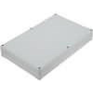 Krabička univerzální EUROMAS II X:160mm Y:250mm Z:37mm ABS šedá
