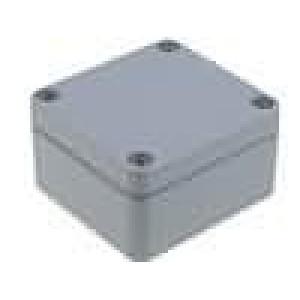 Krabička univerzální EUROMAS X:58mm Y:64mm Z:34mm hliník IP66