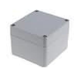 Krabička univerzální EUROMAS X:75mm Y:80mm Z:57mm hliník IP66