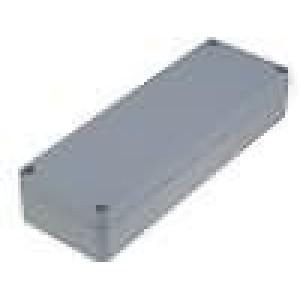 Krabička univerzální EUROMAS X:64mm Y:186mm Z:34,5mm hliník IP66