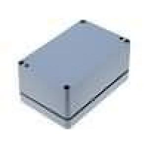 Krabička univerzální EUROMAS X:80mm Y:125mm Z:57mm hliník IP66