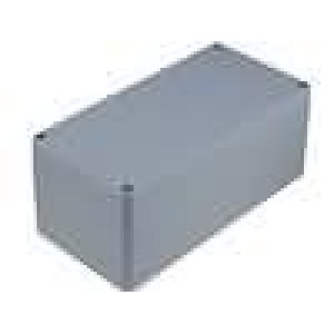 Krabička univerzální EUROMAS X:100mm Y:200mm Z:81mm hliník IP66
