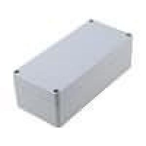 Krabička univerzální EUROMAS X:80mm Y:175mm Z:57mm hliník IP66