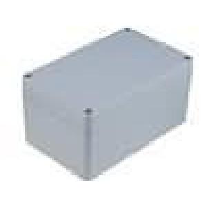 Krabička univerzální EUROMAS X:100mm Y:160mm Z:81mm hliník IP66