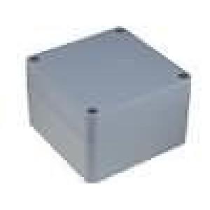 Krabička univerzální EUROMAS X:140mm Y:140mm Z:91mm hliník IP66
