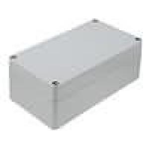 Krabička univerzální EUROMAS X:120mm Y:220mm Z:91mm hliník IP66