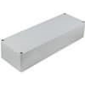 Krabička univerzální EUROMAS X:120mm Y:360mm Z:81mm hliník IP66