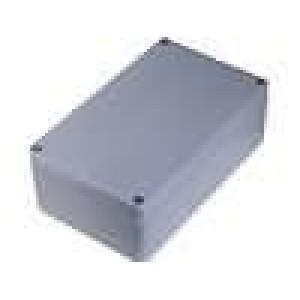 Krabička univerzální EUROMAS X:160mm Y:260mm Z:90mm hliník IP66