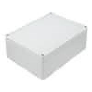 Krabička univerzální X:150mm Y:200mm Z:75mm polykarbonát šedá
