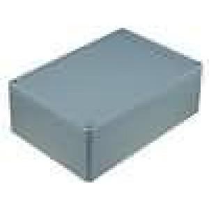 Krabička univerzální X:150mm Y:200mm Z:75mm ABS šedá IP65