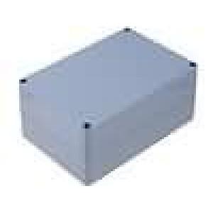Krabička univerzální X:121mm Y:171mm Z:80mm ABS šedá IP65