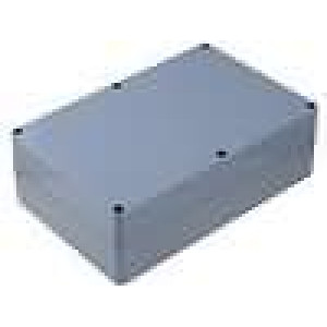 Krabička univerzální X:146mm Y:222mm Z:75mm ABS šedá IP65