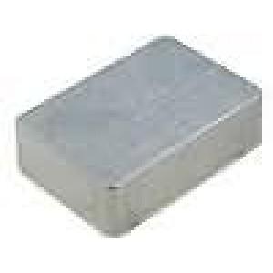 Krabička univerzální 1550 X:55mm Y:80mm Z:25mm hliník IP54