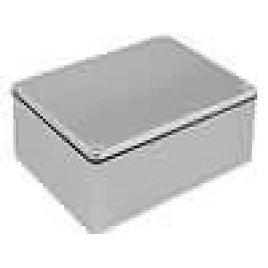 Krabička univerzální 1550 X:90mm Y:115mm Z:55mm hliník IP66