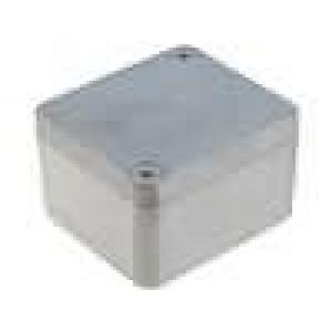 Krabička univerzální 1550Z X:45,2mm Y:50,2mm Z:30,4mm hliník