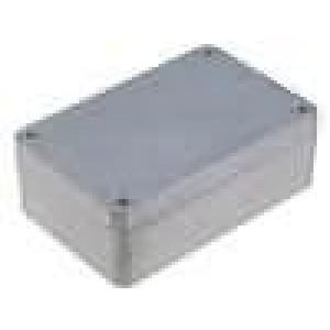 Krabička univerzální 1550Z X:64,4mm Y:98,4mm Z:34,4mm hliník