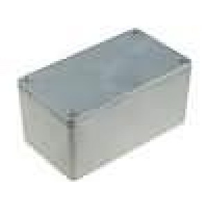 Krabička univerzální 1550Z X:65,4mm Y:115,4mm Z:55,4mm hliník