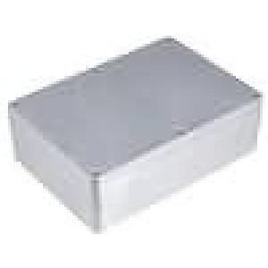 Krabička univerzální 1550Z X:121,2mm Y:171,2mm Z:55,4mm hliník