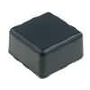 Krabička univerzální 1551 X:35mm Y:35mm Z:20mm ABS černá IP54