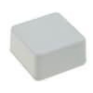 Krabička univerzální 1551 X:35mm Y:35mm Z:20mm ABS šedá IP54