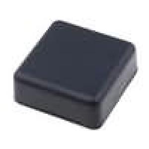 Krabička univerzální 1551 X:35mm Y:35mm Z:15mm ABS černá IP54