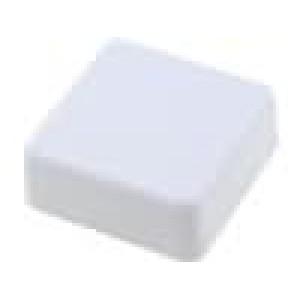 Krabička univerzální 1551 X:35mm Y:35mm Z:15mm ABS šedá IP54