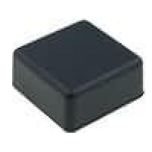 Krabička univerzální 1551 X:40mm Y:40mm Z:20mm ABS černá IP54