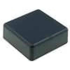 Krabička univerzální 1551 X:50mm Y:50mm Z:20mm ABS černá IP54