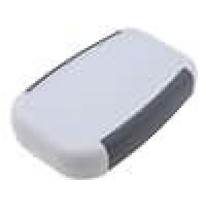 Krabička univerzální 1553 X:50mm Y:75mm Z:17mm ABS šedá