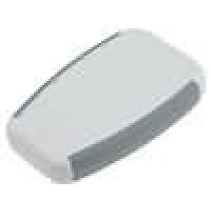 Krabička univerzální 1553 X:61mm Y:100mm Z:17mm ABS šedá