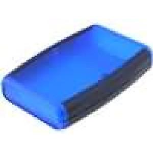 Krabička univerzální 1553 X:79mm Y:117mm Z:24mm ABS modrá