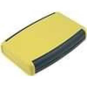 Krabička univerzální 1553 X:79mm Y:117mm Z:24mm ABS