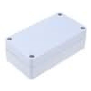 Krabička univerzální 1554 X:65mm Y:120mm Z:40mm polykarbonát
